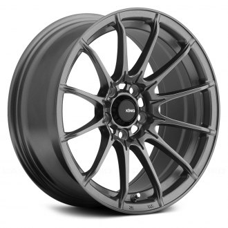 KONIG® - DIAL IN Matte Gray