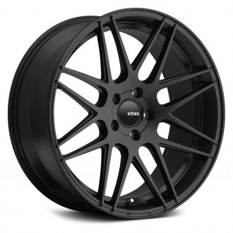 KONIG® - INTEGRAM Matte Black