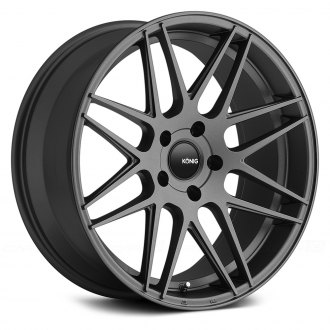 KONIG® - INTEGRAM Matte Graphite