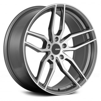 KONIG® - INTERFORM Graphite with Machined Face
