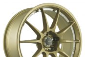 KONIG® - MILLIGRAM Gold with Machined Undercut