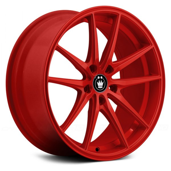 KONIG® - OVERSTEER Red