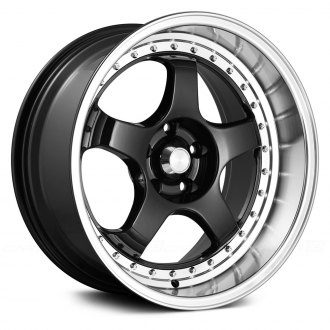KONIG® - SSM Gloss Black with Machined Lip