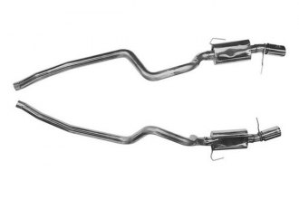 Kooks® - Stainless Steel Cat-Back Exhaust System