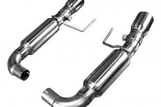 Kooks® - Stainless Steel Axle-Back Exhaust System