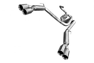Kooks® - Off-Road Stainless Steel Cat-Back Exhaust System