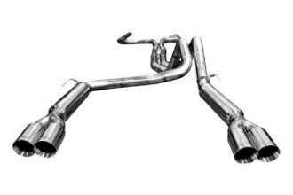 Kooks® - Stainless Steel Catted Cat-Back Exhaust System