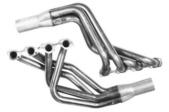 Kooks® - Green Catted Stainless Steel Mid-Length Headers