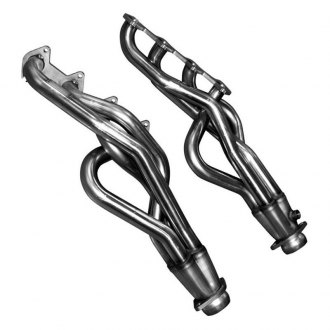 Kooks® - Green Catted Stainless Steel Long Tube Headers