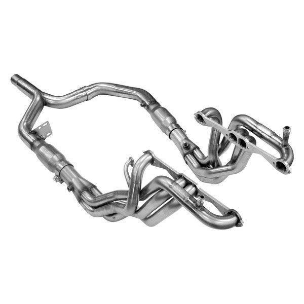 Chevy Camaro LT1 Engine 1993 Race Stainless Steel