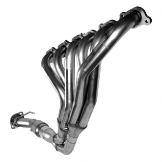 Kooks® - Stainless Steel Long Tube Exhaust Headers with Catted Connection Pipes