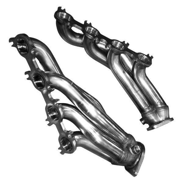 Chevy Camaro 2010 Stainless Steel Long Tube