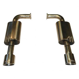 Kooks® - Stainless Steel Axle-Back Exhaust System with Split Rear Exit
