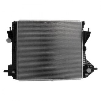 Koyorad® 13231 - TYC™ Engine Coolant Radiator