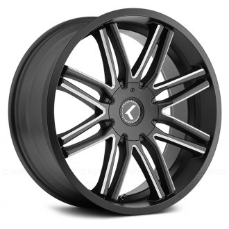 KRAZE® - 141 CRAY Gloss Black with Milled Accents