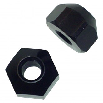 KRC® - Black Anodized Cone Seat Single Angle Lug Nuts