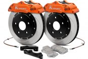 KSport� - ProComp Slotted Brake Kit with 6 Pistons Calipers