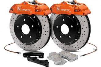 KSport® - ProComp Rear Brake Kit