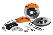 KSport® - ProComp Slotted Brake Kit with 6 Pistons Calipers