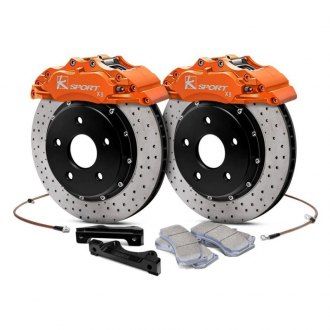 KSport® - ProComp Cross Drilled Brake Kit