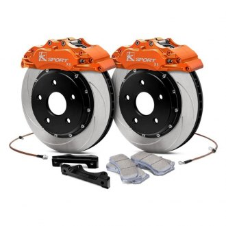 KSport® - ProComp Slotted Brake Kit