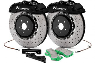 KSport® - SuperComp Brake Kit