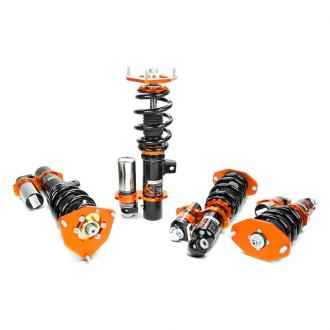 "KSport® - 0.5""-2.5"" x 0.5""-2.5"" Kontrol Plus Front and Rear Lowering Coilovers"
