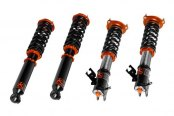 Image may not reflect your exact vehicle! KSport® - Asphalt Rally Spec Coilover Kit