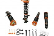 KSport® - GT Pro Front and Rear Adjustable Coilovers - Images May Not Reflect Your Exact Vehicle or Part