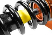 KSport® - Road Racing Front and Rear Adjustable Coilovers