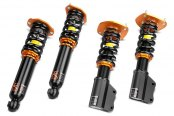 KSport® - Road Racing Front and Rear Adjustable Coilovers - Images May Not Reflect Your Exact Vehicle or Part