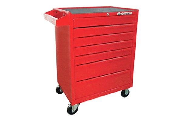 B87434 7b 7 drawer ball bearing type roll cabinet brand kt ktpro
