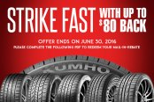 Kumho Special Offers
