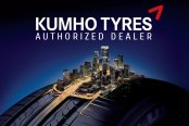 Kumho Authorized Dealer