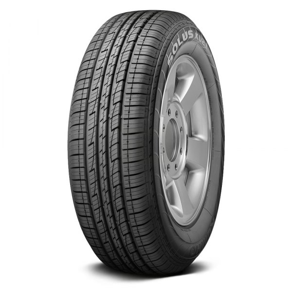 KUMHO® - ECO SOLUS KL21 Tire Protector Close-Up
