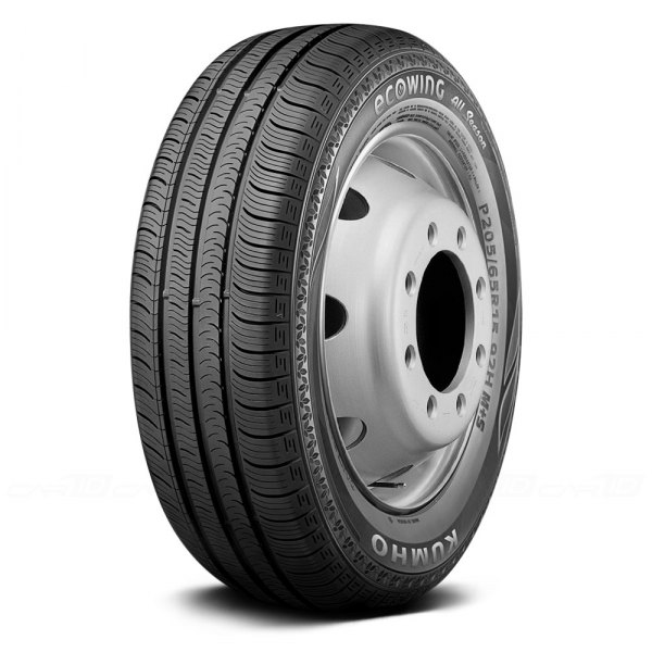 KUMHO® - ECOWING KH30 Tire Protector Close-Up