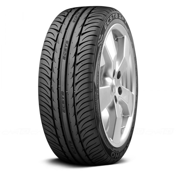 KUMHO TIRES® - ECSTA SPT Tire Protector Close-Up