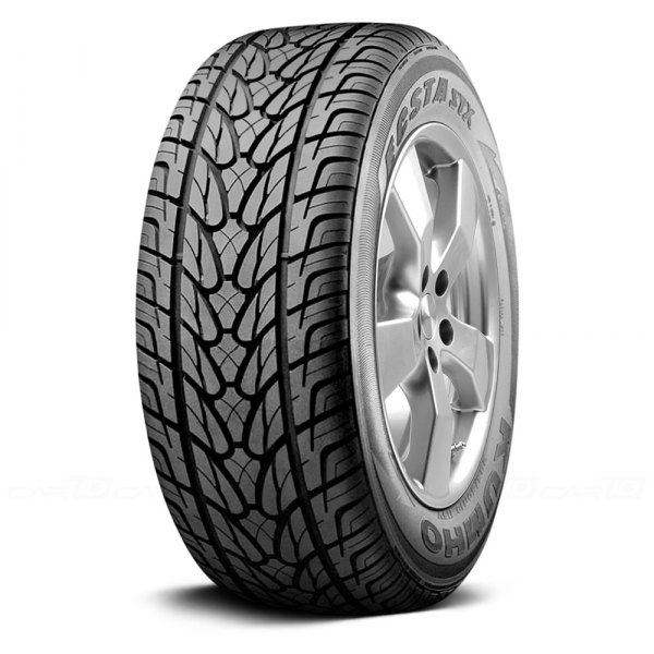KUMHO® - ECSTA STX Tire Protector Close-Up