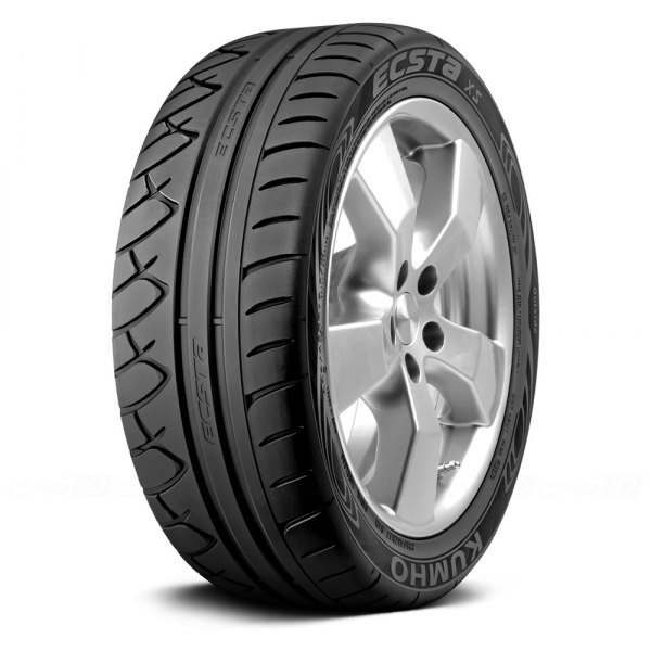 KUMHO® - ECSTA XS Tire Protector Close-Up