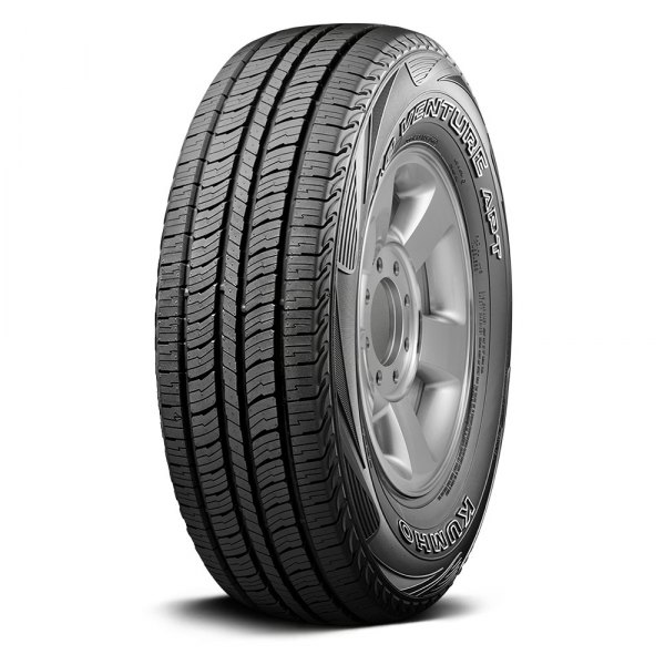 KUMHO® - ROAD VENTURE APT Tire Protector Close-Up