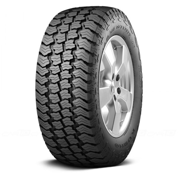 KUMHO® - ROAD VENTURE AT Tire Protector Close-Up