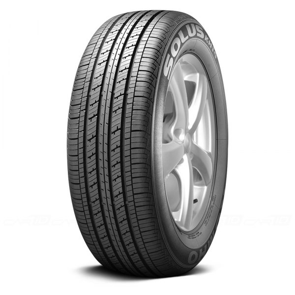 KUMHO® - SOLUS KH14 Tire Protector Close-Up