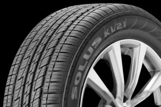 KUMHO TIRES® - ECO SOLUS KL21 Tire Protector Close-Up