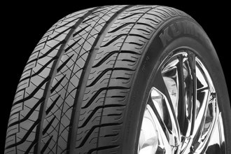 KUMHO TIRES® - ECSTA ASX Tire Protector Close-Up