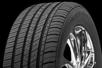 KUMHO TIRES® - ECSTA LX PLATINUM Tire Protector Close-Up