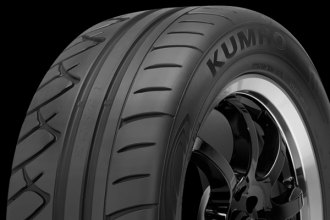 KUMHO TIRES® - ECSTA XS Tire Protector Close-Up