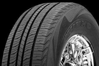 KUMHO TIRES® - ROAD VENTURE APT Tire Protector Close-Up