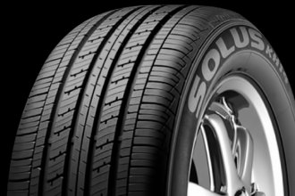 KUMHO TIRES® - SOLUS KH14 Tire Protector Close-Up