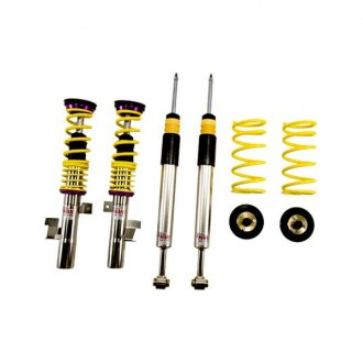 "KW Suspensions® - 1.2""-2.3"" x 1.2""-2.3"" V2 Inox-Line Front and Rear Lowering Coilover Kit"