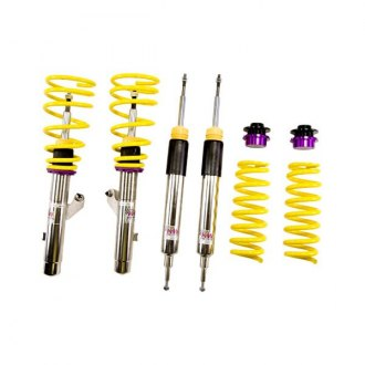 "KW Suspensions® - 1.2""-2.3"" x 0.8""-2"" V3 Inox-Line Front and Rear Lowering Coilover Kit"